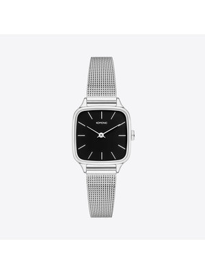 Komono Kate Royale Silver Horloge