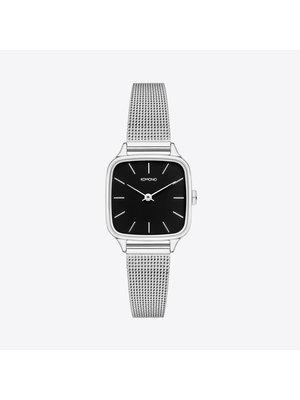 Komono Kate Royale Silver Watch