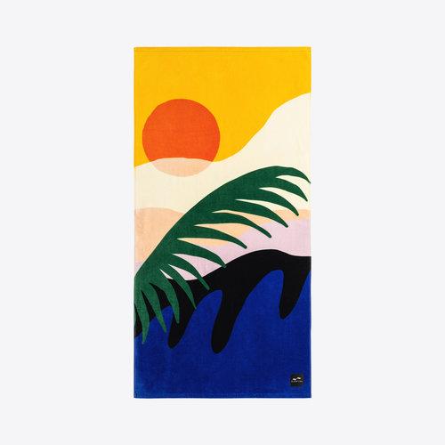 Slowtide Beach Towel Huahine