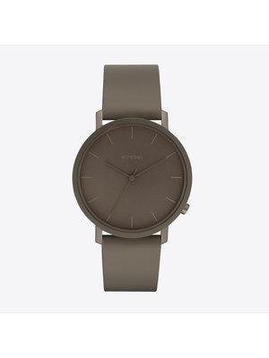 Komono Lewis Monochrome Ash Horloge