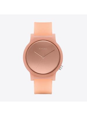 Komono Mono Orbit Blush Horloge