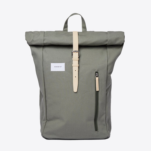 Sandqvist Dante Backpack Dusty Green
