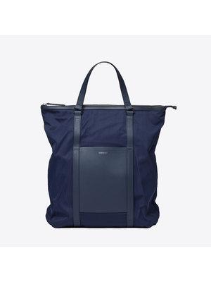 Sandqvist Marta Navy Backpack