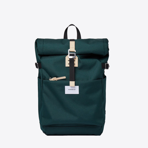Sandqvist Ilon Backpack Dark Green