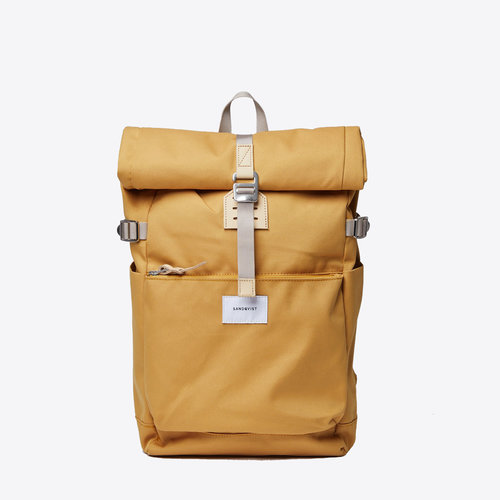 Sandqvist Ilon Backpack Yellow