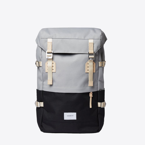 Sandqvist Harald Backpack Multi Grey/Black