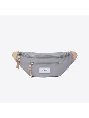 Sandqvist Aste Grey Bum Bag