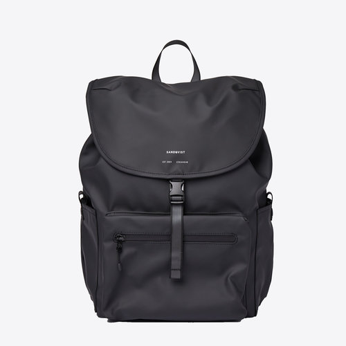 Sandqvist Abel Backpack Black