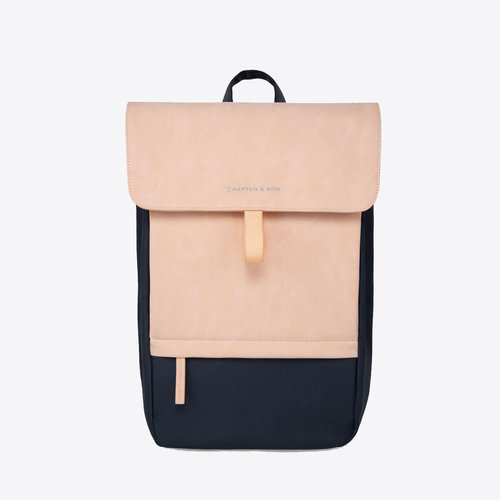 Kapten and Son Fyn Sac à dos Navy Blush