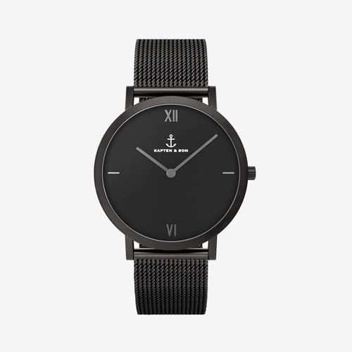Kapten and Son Pure Nox Mesh