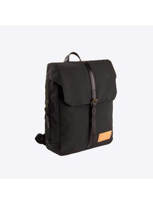 Property of Charlie 12h Midnight Black Backpack