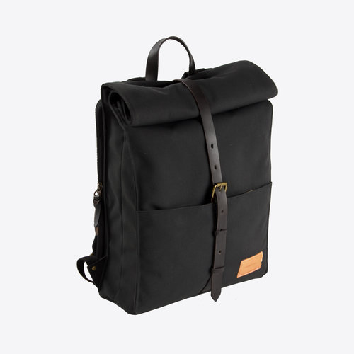 Property of Alex 24h Midnight Black Backpack