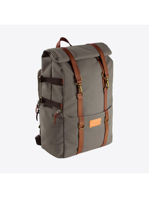 Property of Karl 48h Moss Grey Backpack