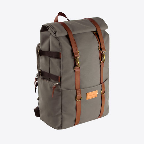 Property of Karl 48h Backpack Moss Grey