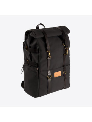 Property of Karl 48h Midnight Black Backpack