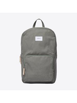 Sandqvist Kim Dusty Green Backpack