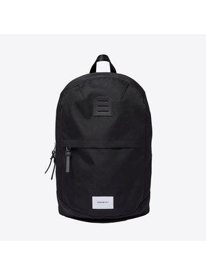 Sandqvist Glenn Black Backpack