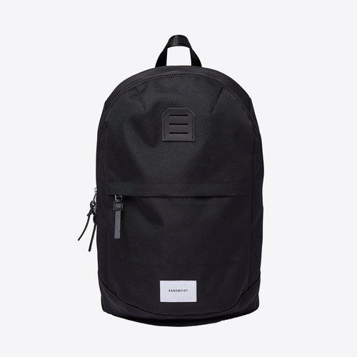Sandqvist Glenn Backpack Black