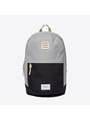 Sandqvist Glenn Grey Black Backpack