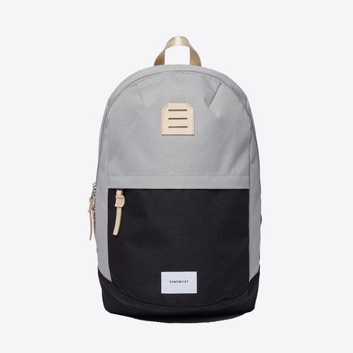 Sandqvist Glenn Backpack Multi Grey/Black