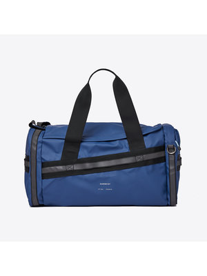 Sandqvist Leopold Evening Blue Duffel Backpack