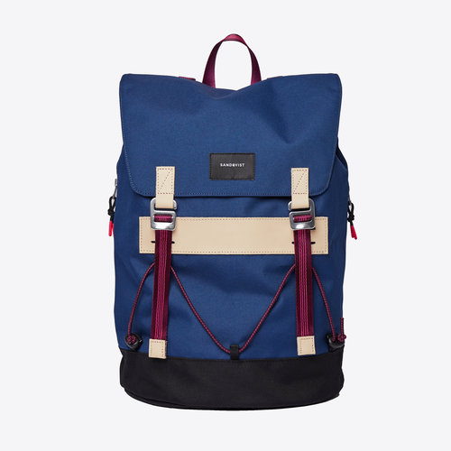 Sandqvist Johannes Evening Blue Backpack