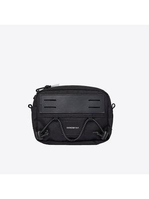 Sandqvist Douglas Cross Body Bag Black