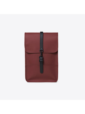 Rains Backpack Mini Maroon