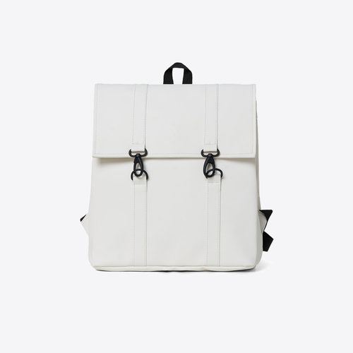 Rains MSN Bag Mini Off White Backpack