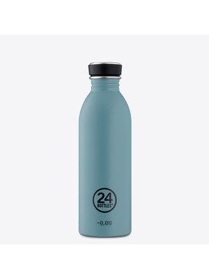 24Bottles Powder Blue 500ml Drinkfles