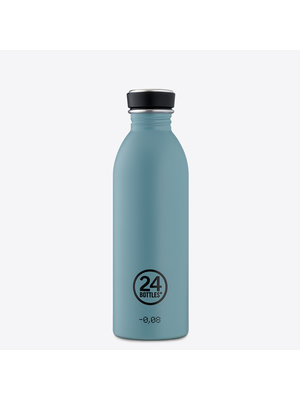 24Bottles Powder Blue Urban Drinkfles 500ml