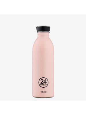 24Bottles Dusty Pink 500ml Drinkfles