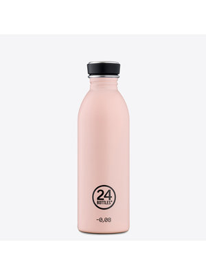 24Bottles Dusty Pink Urban Drinkfles 500ml