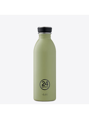 24Bottles Stone Sage Urban Drinkfles 500ml
