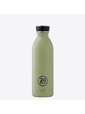 24Bottles Stone Sage Urban Drinking Bottle 500ml