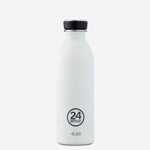 24Bottles Ice White 500ml Drinkfles