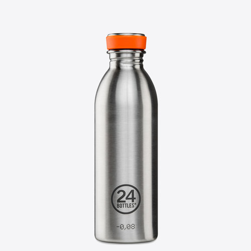 24Bottles Steel Urban Drinkfles 500ml