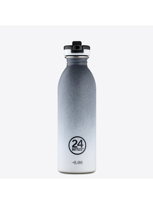 24Bottles Tempo Grey Urban Drinking Bottle 500ml