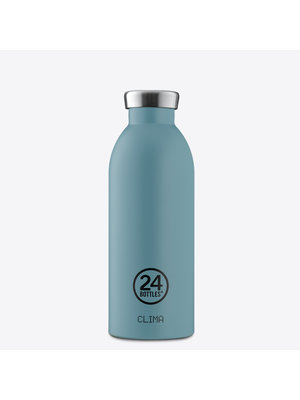 24Bottles Powder Blue Clima Thermos Bottle 500ml
