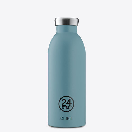 24Bottles Powder Blue Clima Thermosfles 500ml