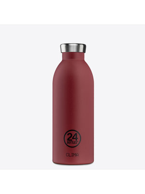 24Bottles Country Red Clima Thermos Bottle 500ml
