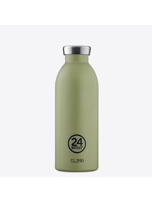 24Bottles Stone Sage Clima Thermos Bottle 500ml