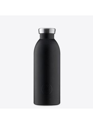 24Bottles Tuxedo Black 500ml Thermos Bottle