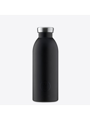 24Bottles Tuxedo Black Clima Thermos Bottle 500ml