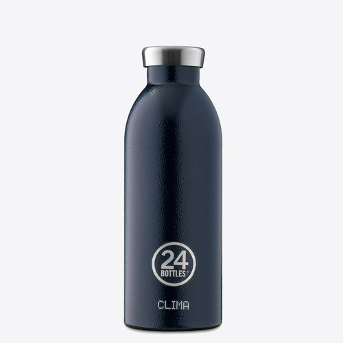 24Bottles Deep Blue Clima Thermosfles 500ml