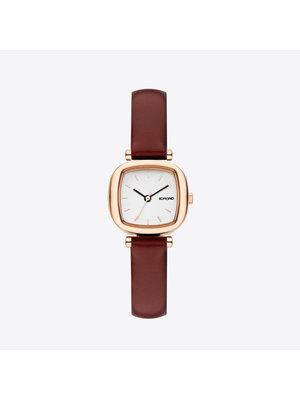 Komono Moneypenny Auburn Horloge
