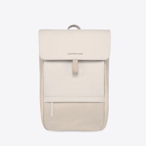 Kapten and Son Fyn Taupe Backpack