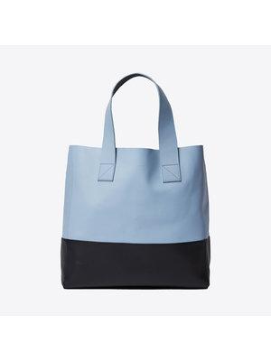 Sandqvist Iris Shoulder Bag Sky Blue Black