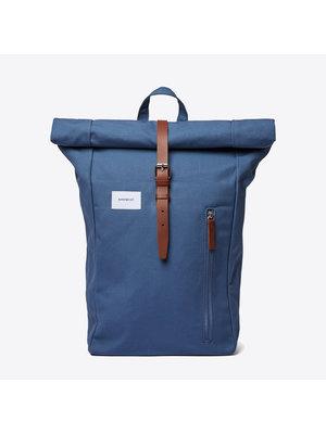 Sandqvist Dante Dusty Blue Backpack