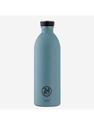 24Bottles Powder Blue 1000ml Drinkfles